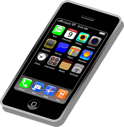 Mobile websites 250x250