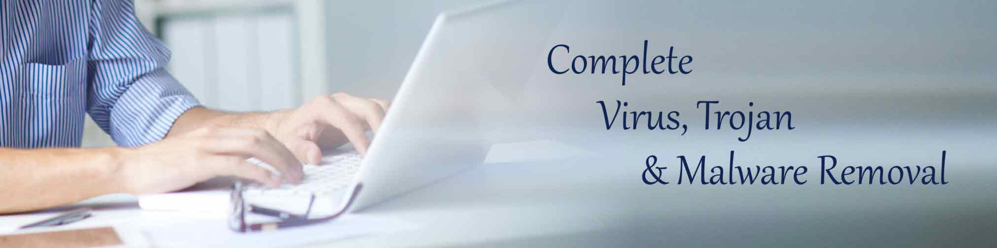 Virus removal, malware, Anti virus